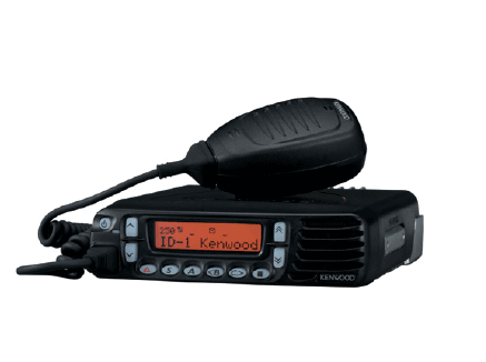 MIL 規格対応 UHF 帯車載型無線機TK-8183